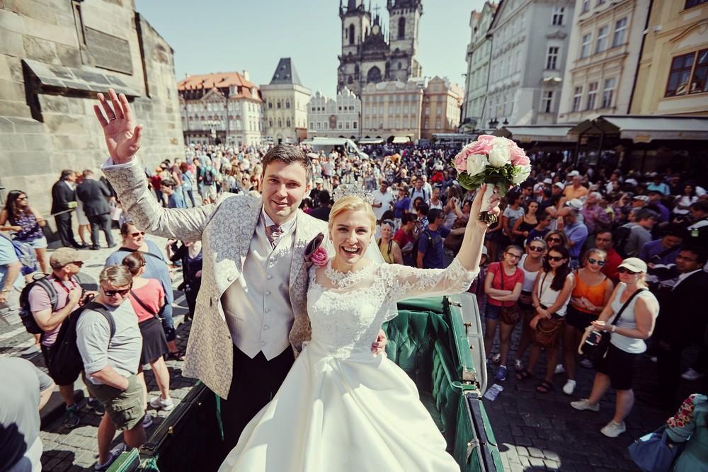 Королевская свадьба в Праге