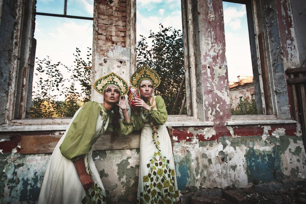 Сестры Земляникины