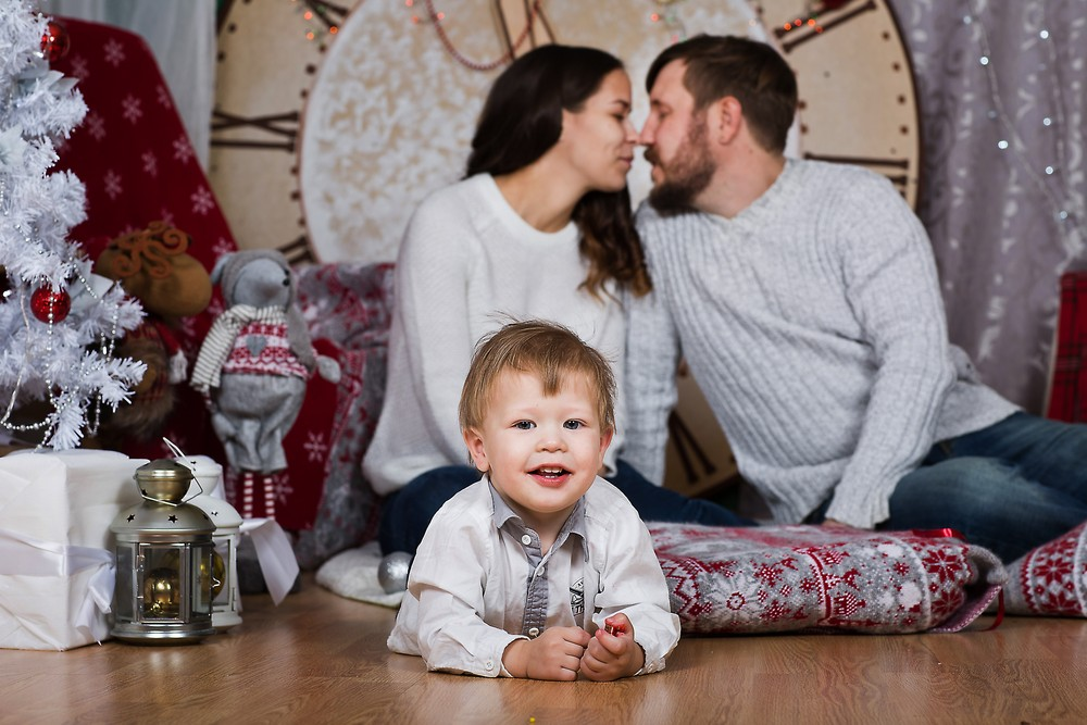 Portfolio - Семья - Семейные фотосессии в Усть-Илимске, декорации.