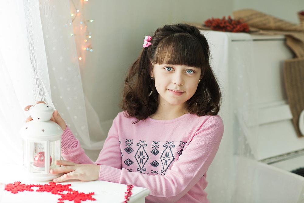 Portfolio - Дети - Фотосессии для детей в декорациях