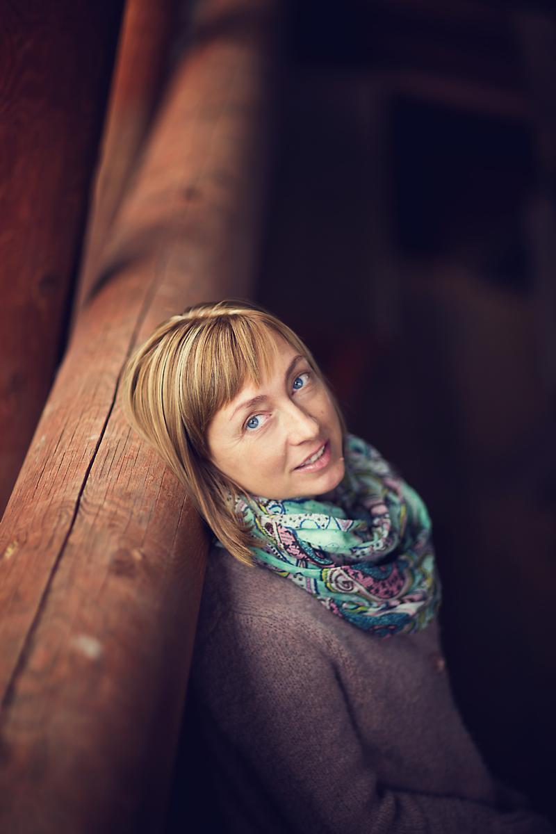 Portfolio - Женский портрет - Съемка портретов в декорациях
