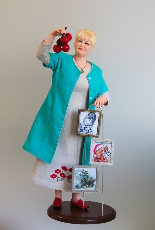 помидоры томаты портрет подарок