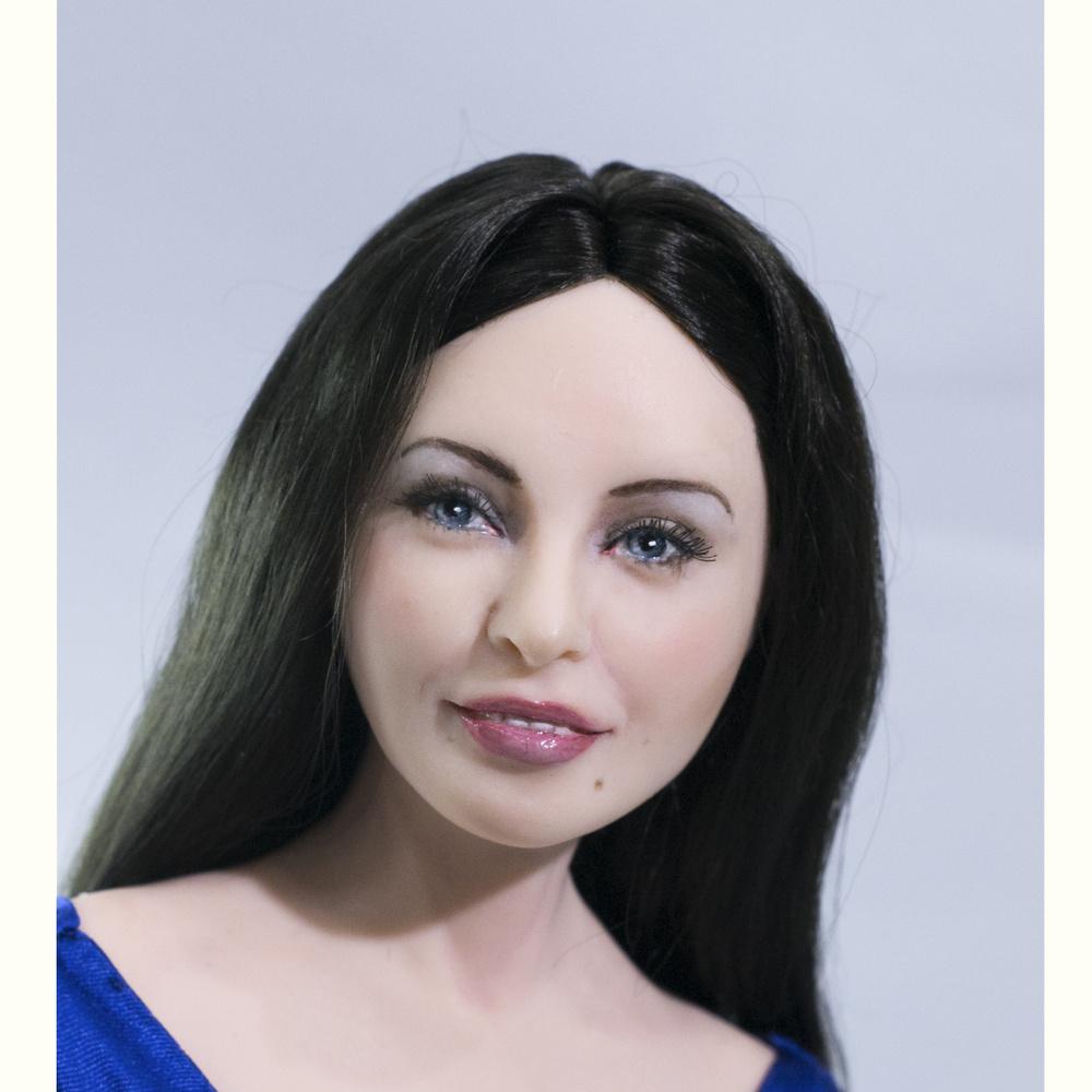 портретная кукла, кукла по фото, подарок, королева, женский портрет, красивая кукла, девушка