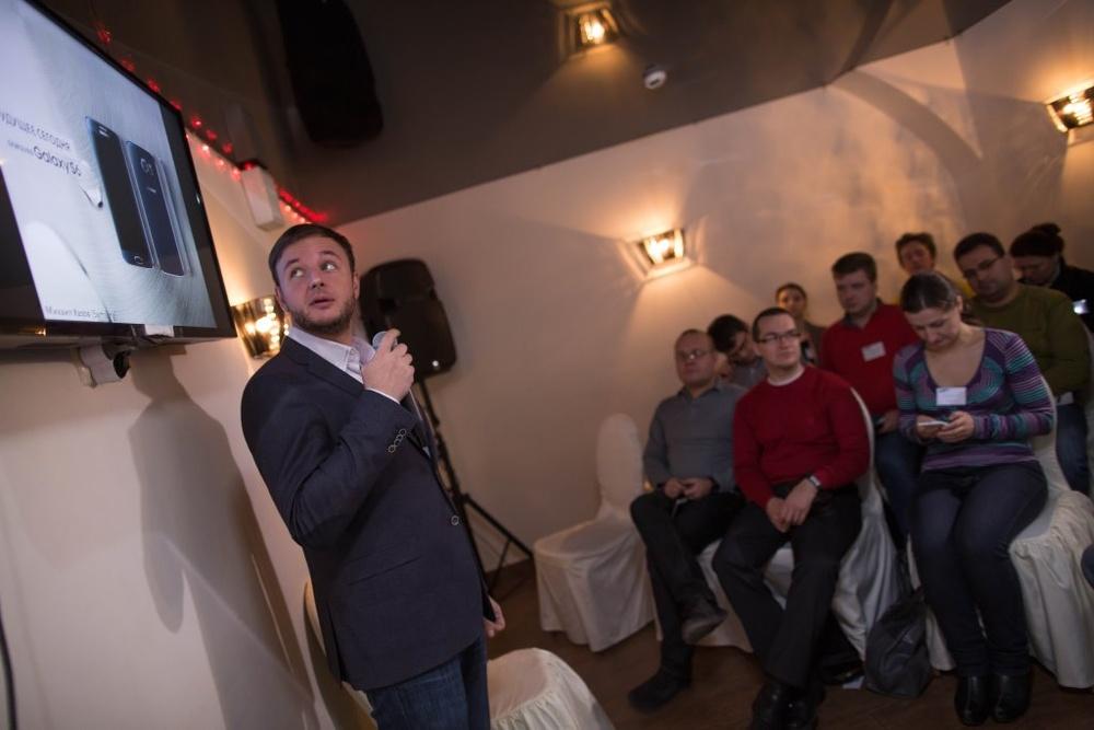 Презентация SAMSUNG Galaxy S6