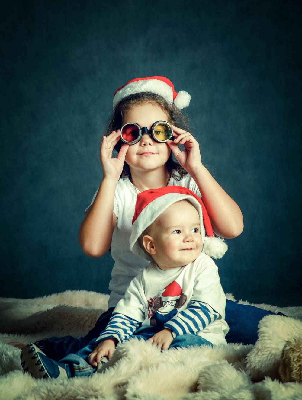 Детские фотосесии