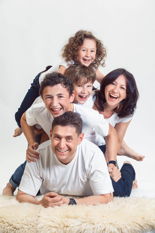 Фотосессия для семьи FULLFRAMEFOTO.RU
