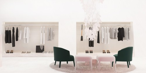 FASHION BOUTIQUE IN MILAN