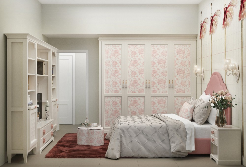 BABY GIRL ROOM IN BEIRUT