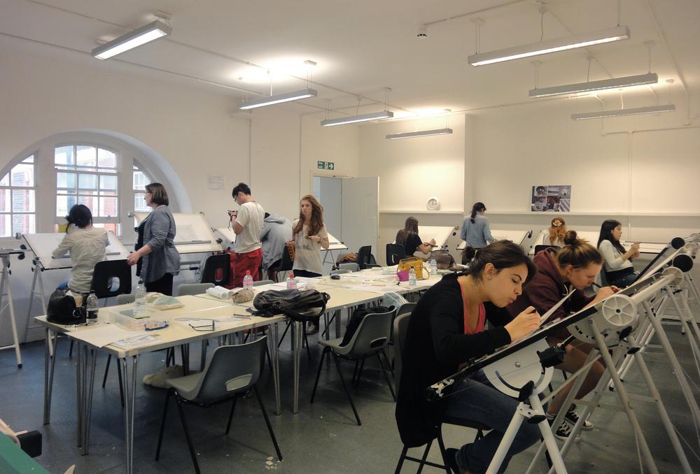 EDUCATION LONDON 2012