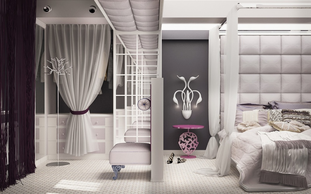 APARTMENT FOR A COUPLE IN MOSCOW