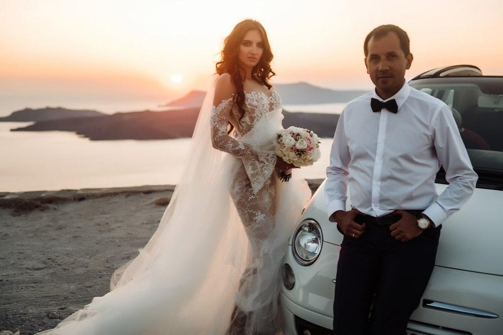 Дарья и Евгений