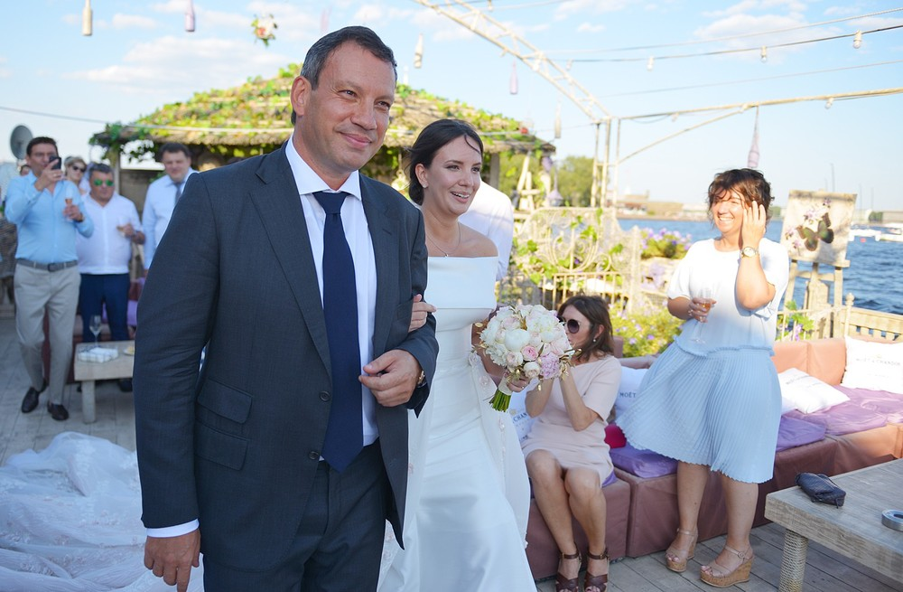 Свадьба на Летучем Голландце