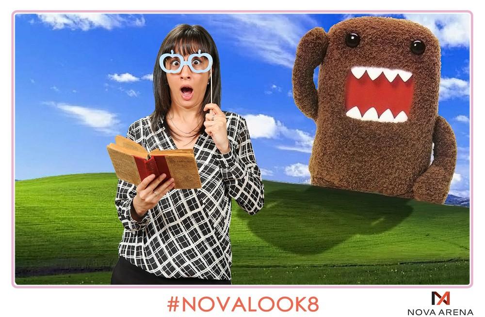 #NOVALOOK8