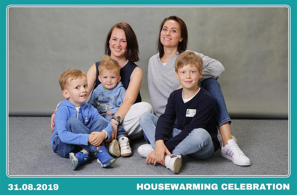 Housewarming Celebration