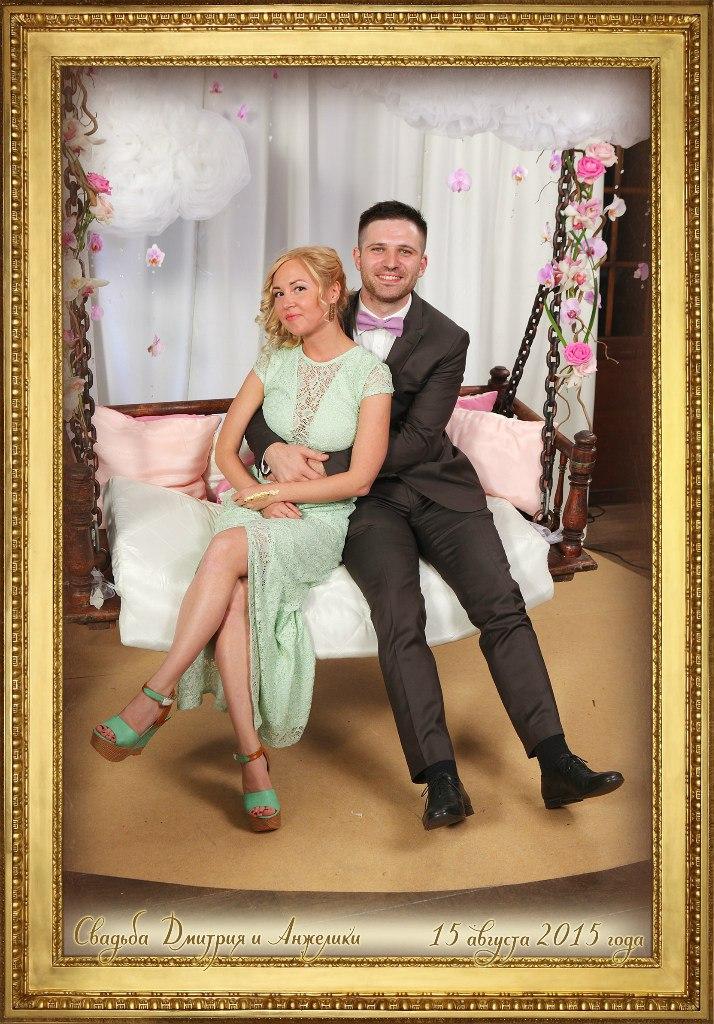 Выездная свадебная фотостудия