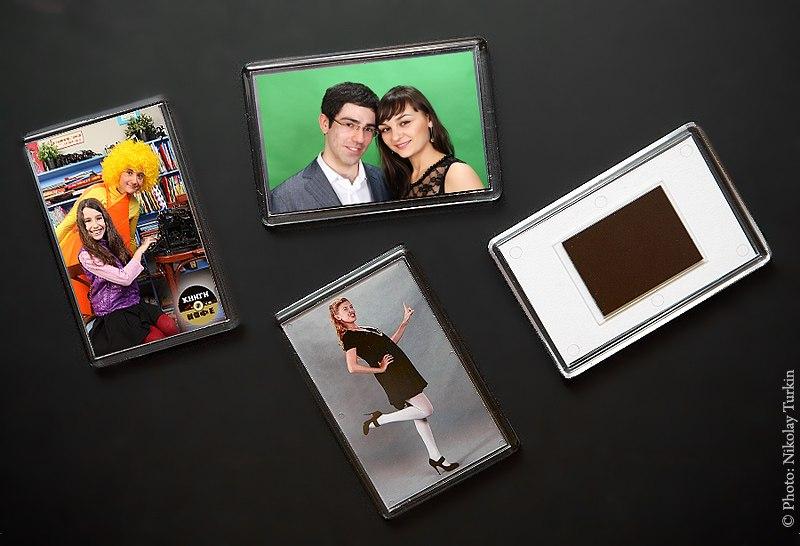 Магнитные фотографии на мероприятии