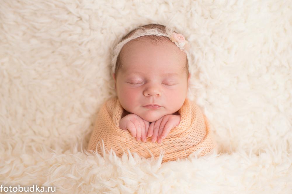 фотосессия малышей