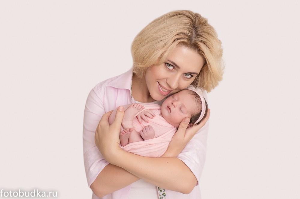 фотограф новорожденных недорого