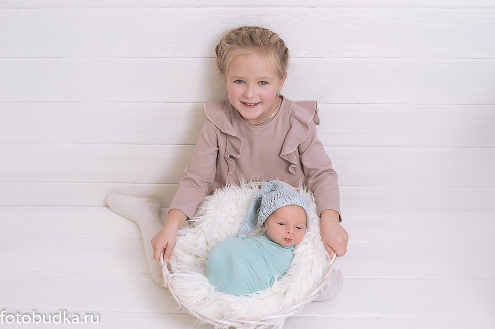фотосъемка новорожденных Юлия Абдулина