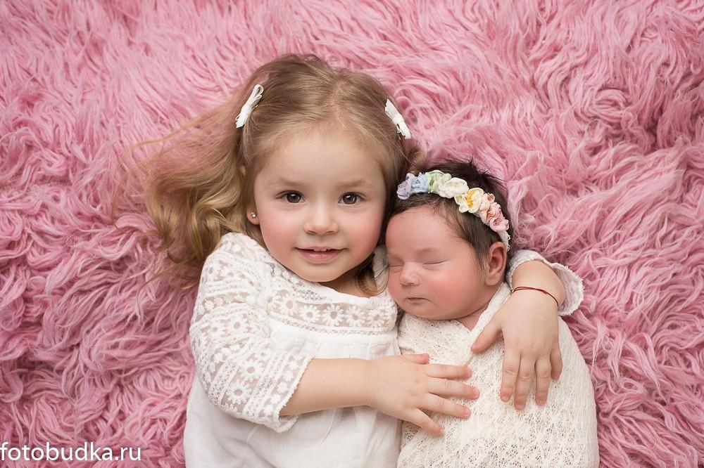 фотосессия малышей недорого