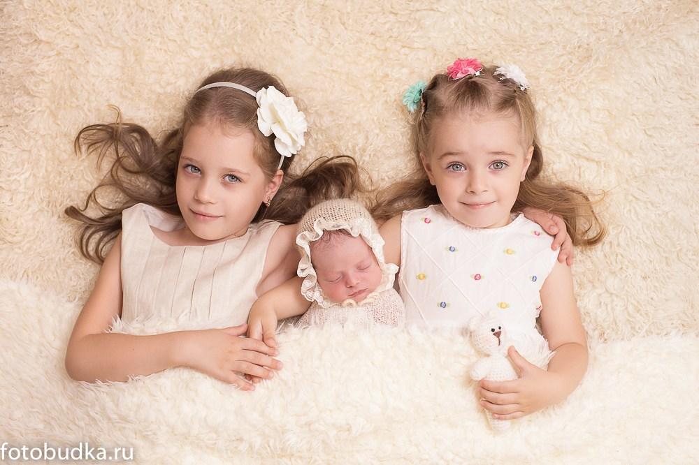 фотограф малышей в Москве