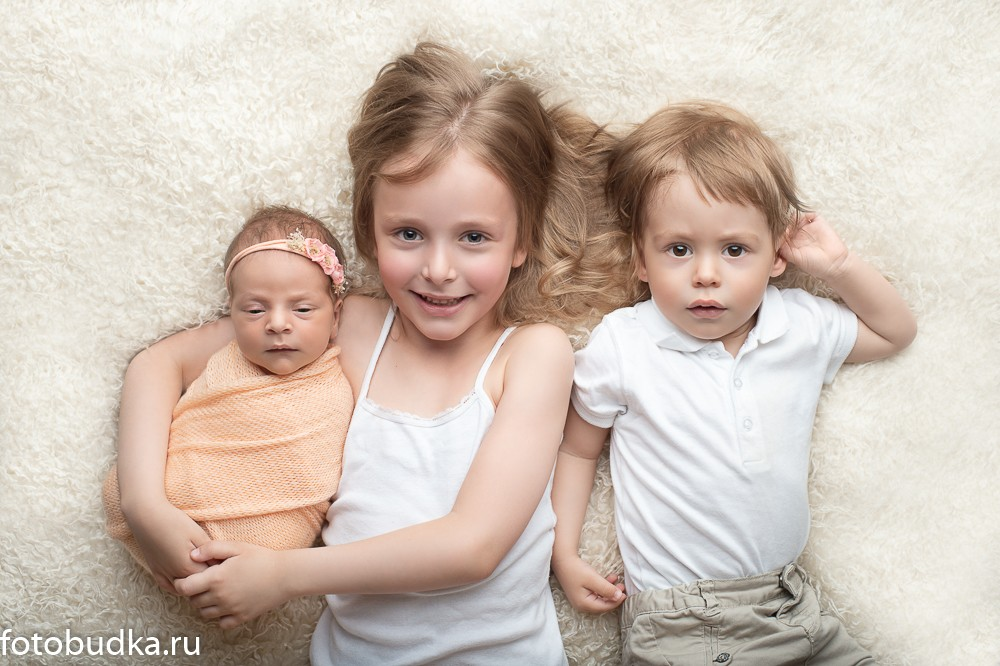 фотограф новорожденных в Москве