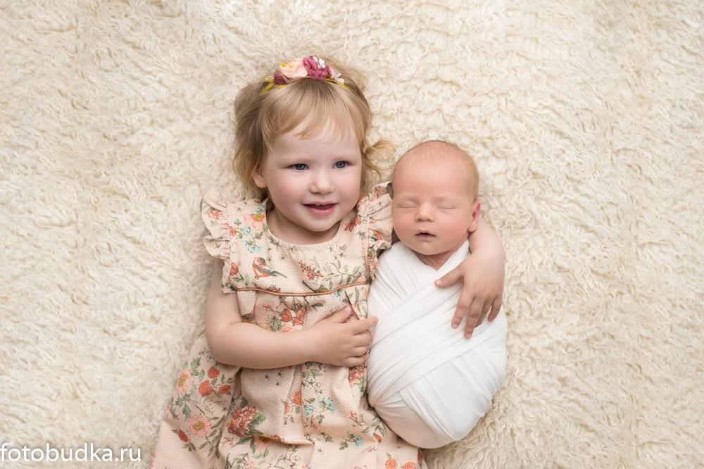 фотограф новорожденных фотобудка Юлия Абдулина