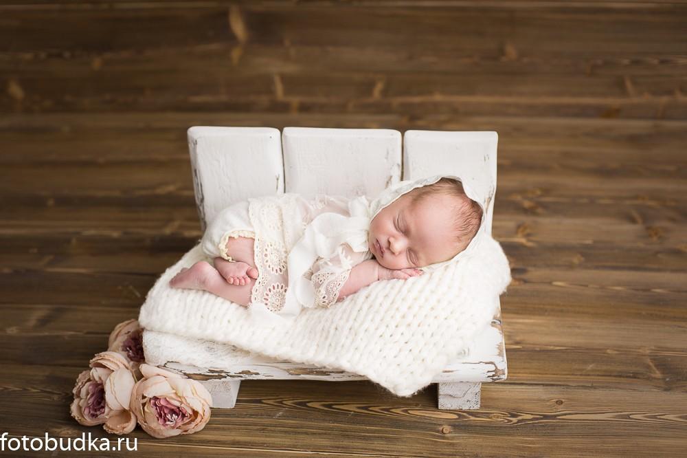 как фотографировать новорожденных дома