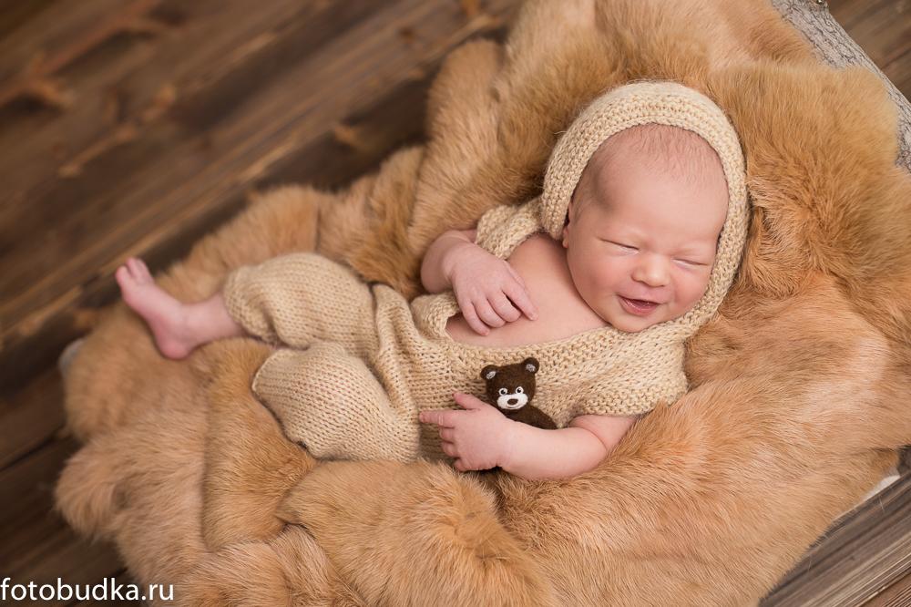 лучший фотограф новорожденных