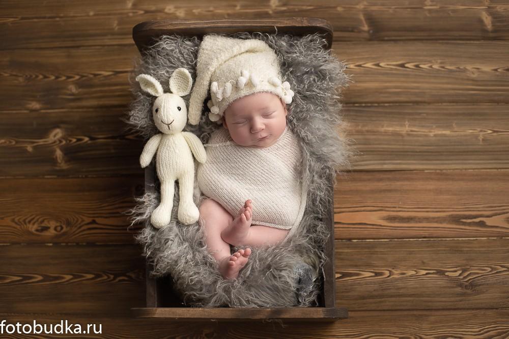 фотограф новорожденных в Москве Юлия Абдулина