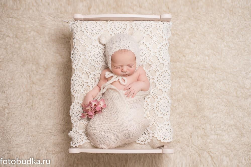 лучший фотограф новорожденных Юлия Абдулина