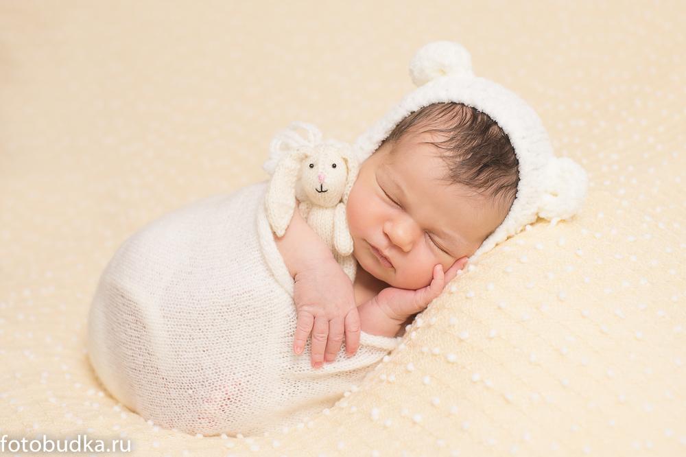 как фотографировать малышей