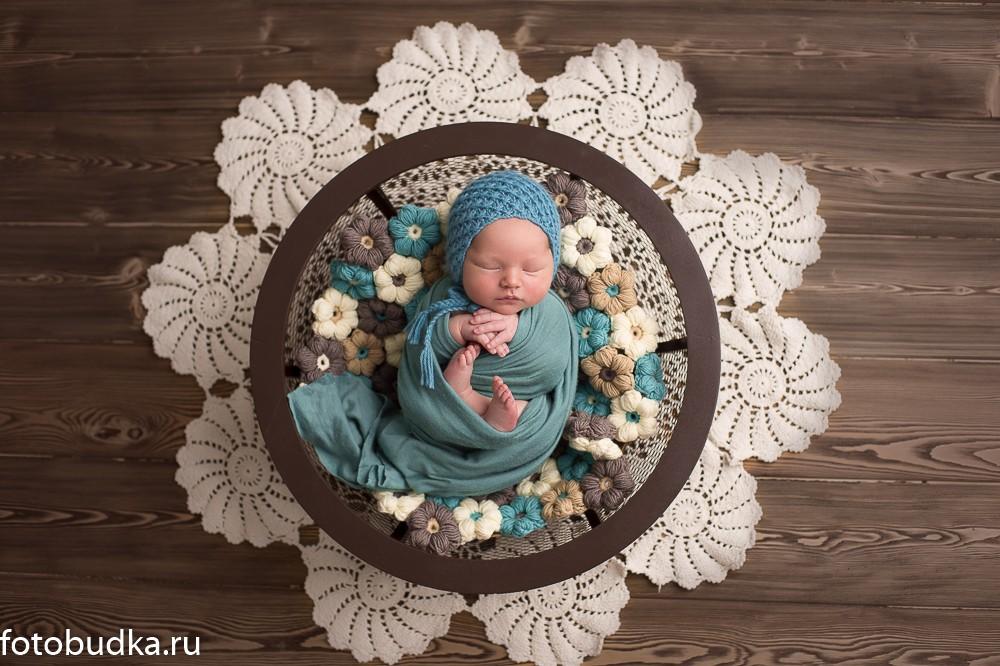 фотограф новорожденного в Москве