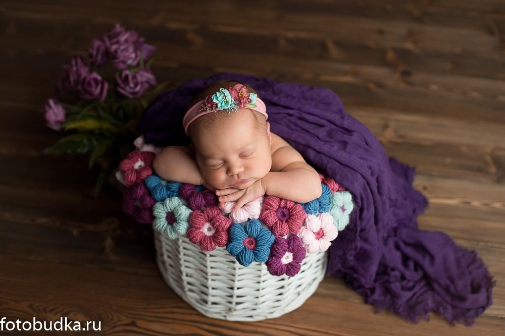 фотограф новорожденны в Москве