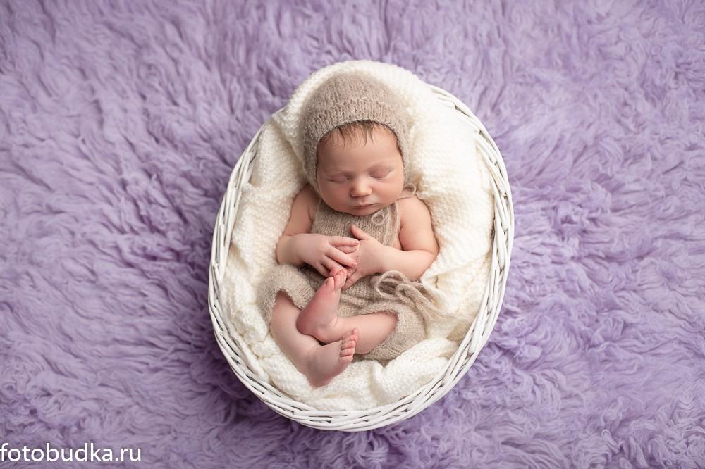 фотограф новорожденных, Юлия Абдулина фотограф