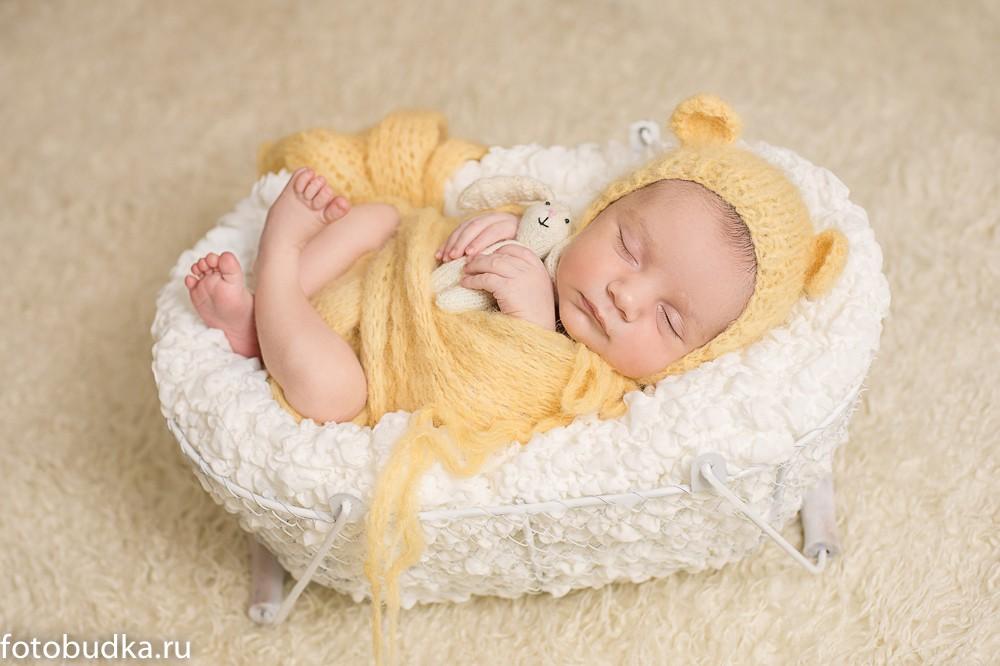 фотосъемка малышей