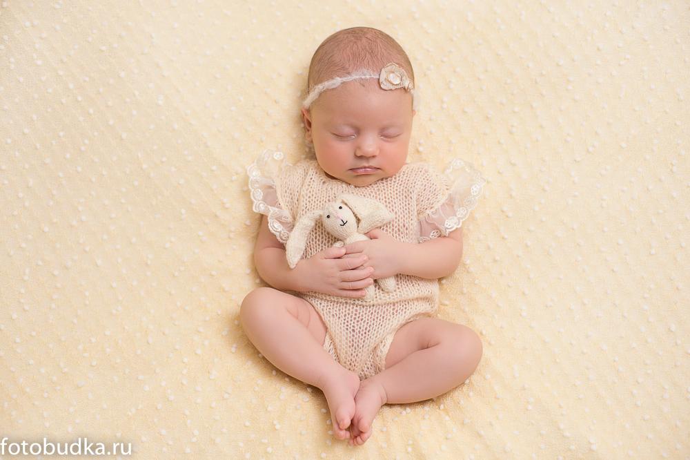Малышка Эва