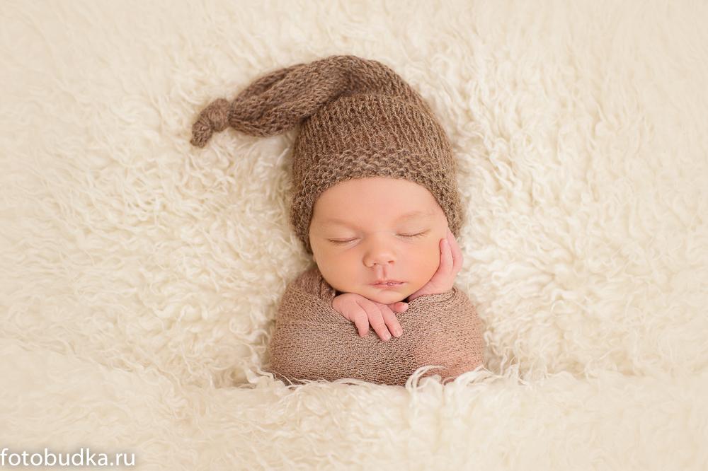 фотогрф малышей