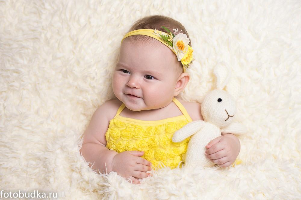 Джамиля - 7 месяцев