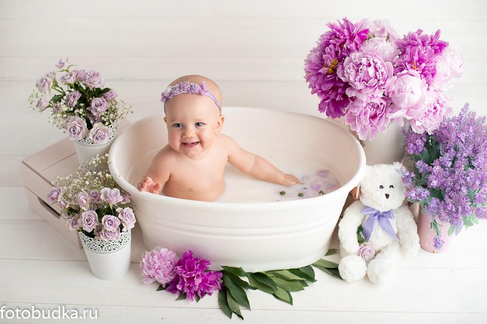 Молочная ванна