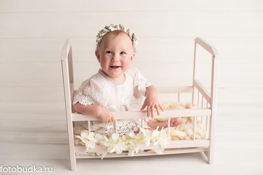фотограф на годик малышу