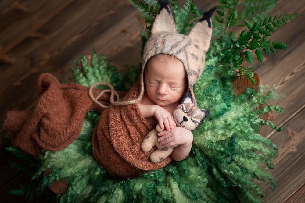 лучший фотограф новорожденных в Москве