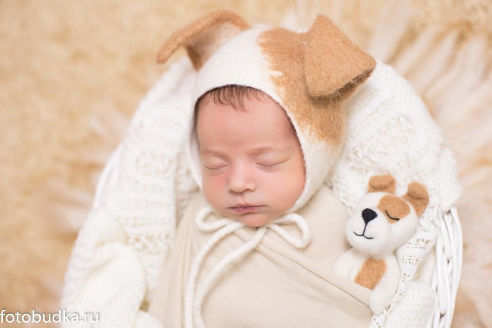 фотограф новорожденных Юлия Абдулина
