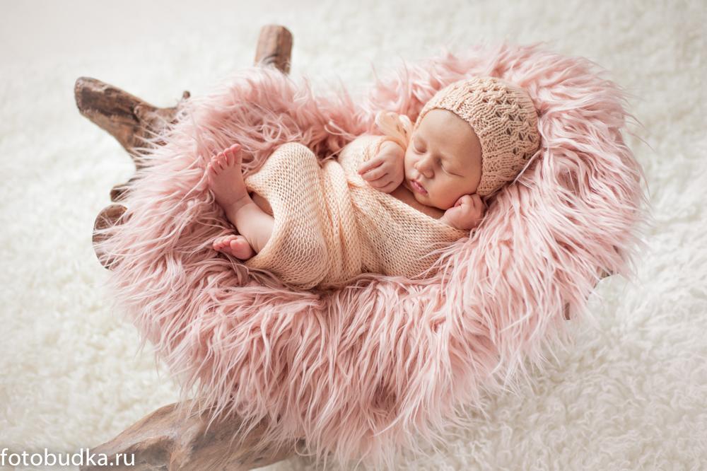 фотосъемка новорожденных, фотограф новорожденных