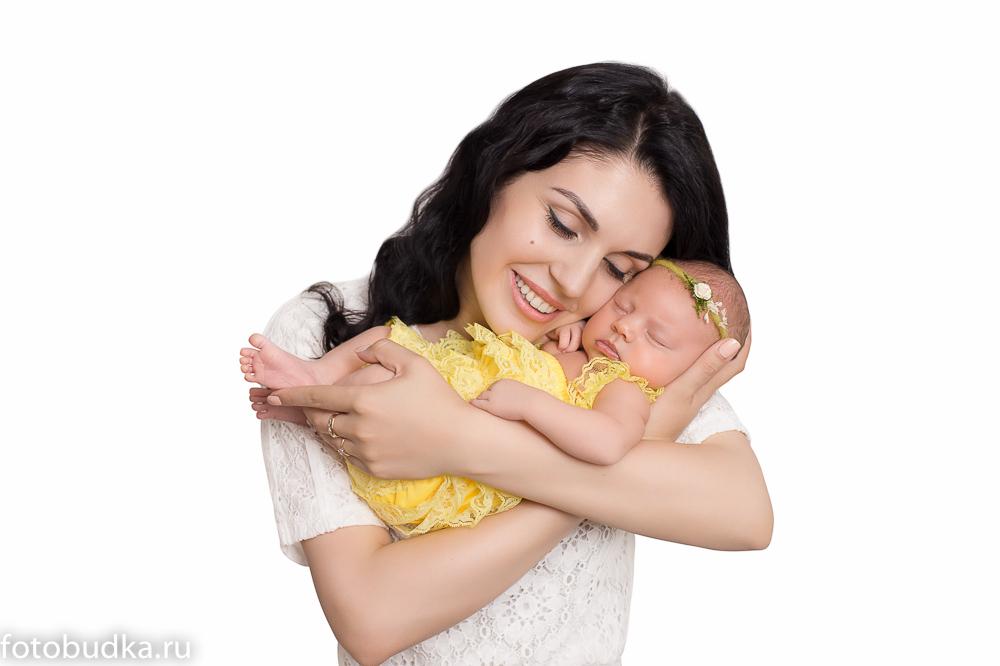 заказать фотосессию фотограф новорожденных