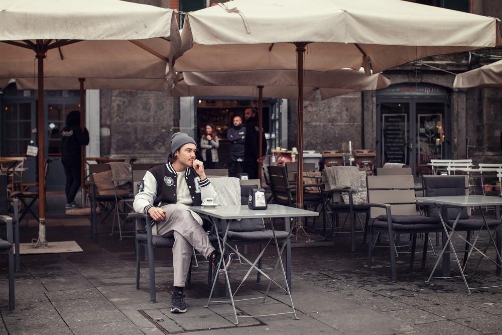 Утро в Неаполе