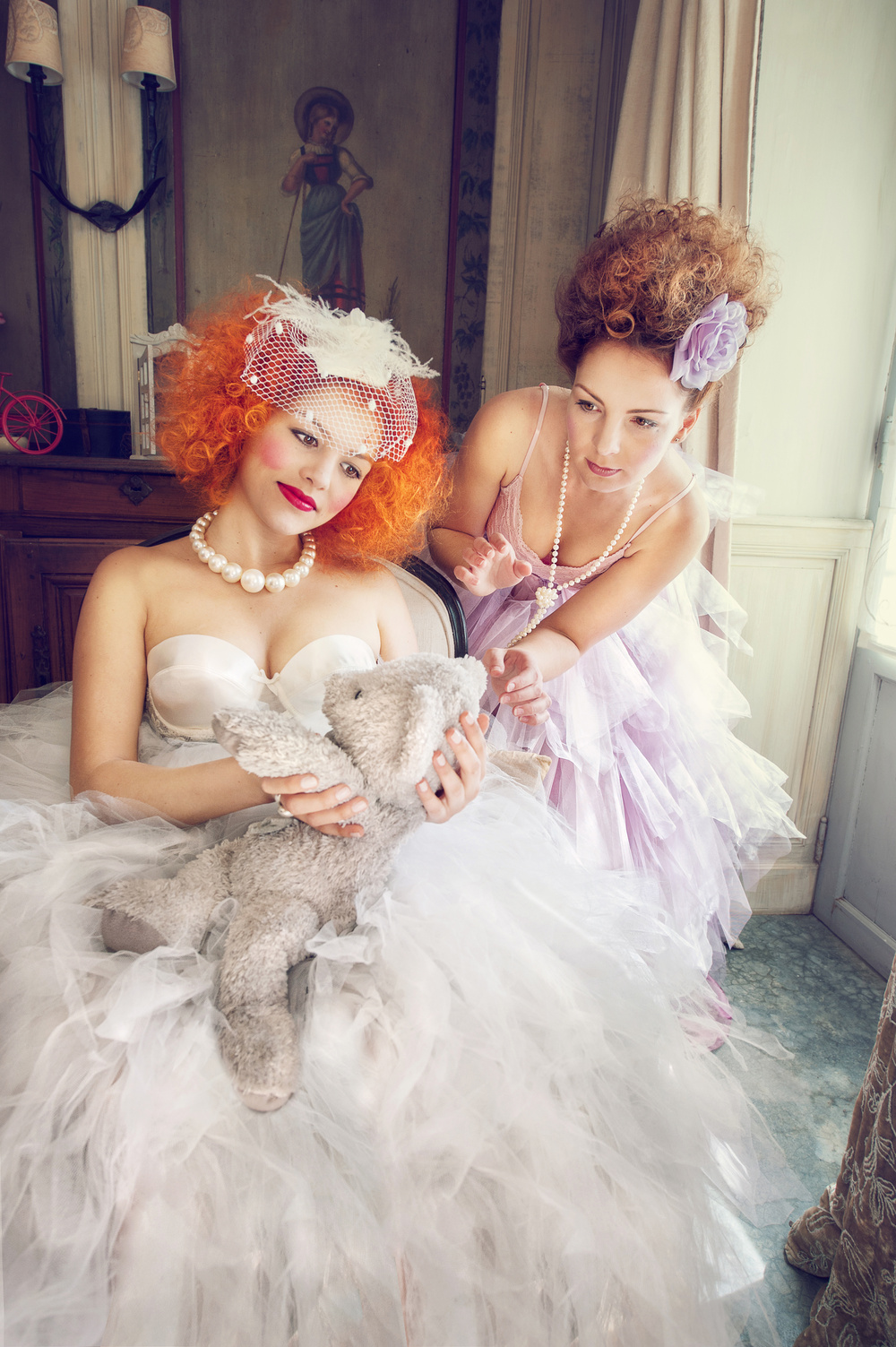 Куклы (Франция)