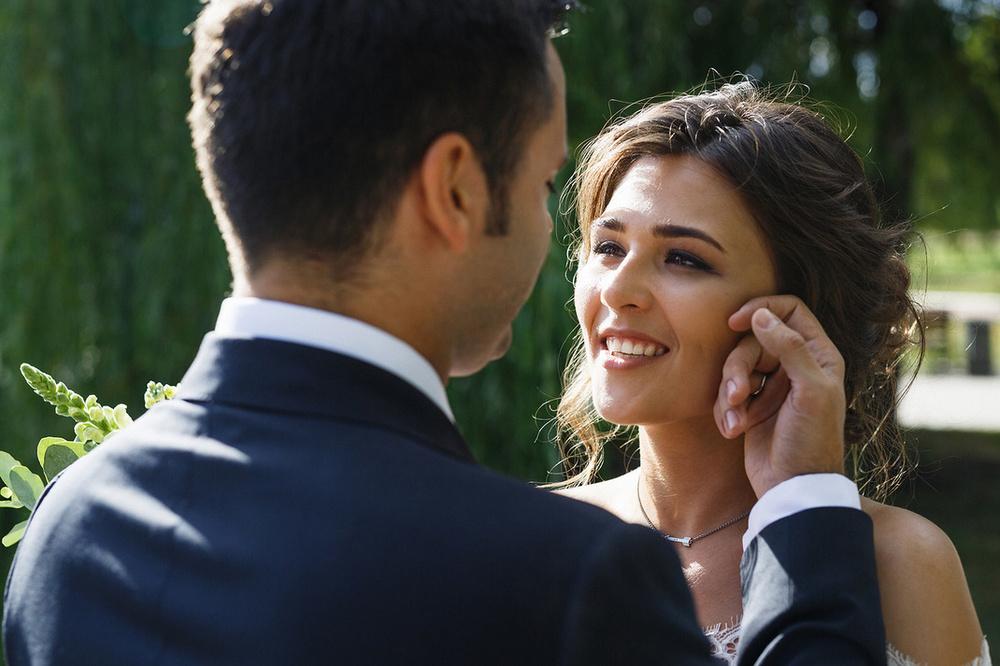 Фотографии со свадьбы Дмитрия и Екатерины