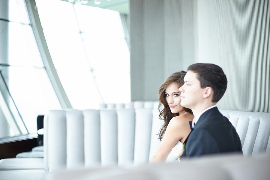 Фотографии со свадебной церемонии Алексея и Марии