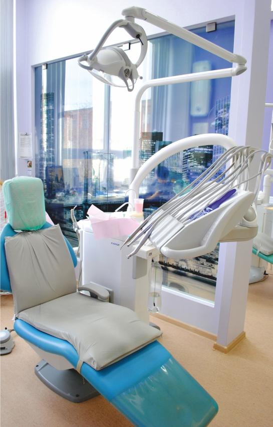 Клиника «ЮНИТ» Стоматологическая клиника 2011 год, г. Пермь